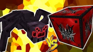 ARANHA RAINHA VS. LUCKY BLOCK MONSTRO (MINECRAFT LUCKY BLOCK CHALLENGE)