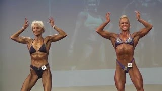 NABBA WFF Nationals Auckland, 11 October 2014 Part 6
