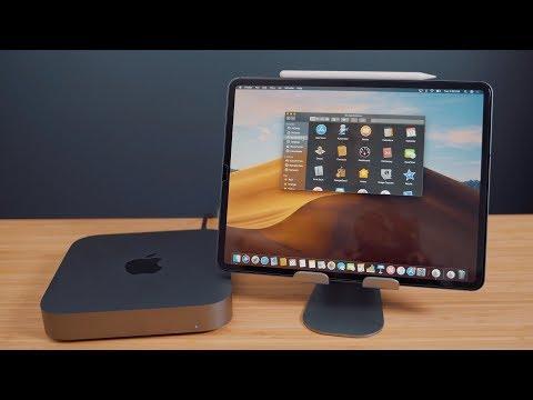 Use iPad Pro as Your Mac Mini Display With Luna Display!
