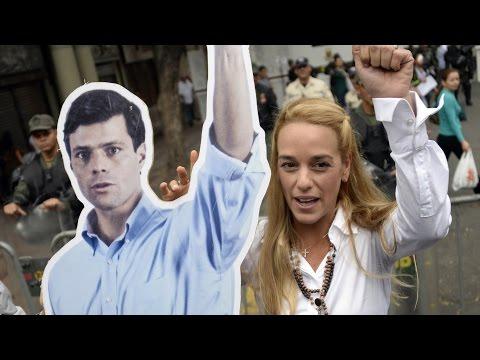 ONU insiste en la liberación de Leopoldo López