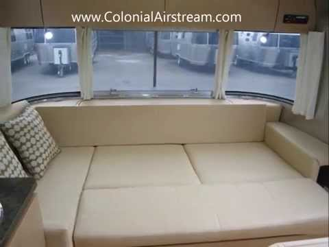 2013 Airstream Flying Cloud 28A Twin Travel Trailer Camping TV