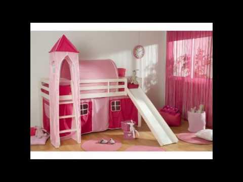 Literas y camas dobles ahorradoras de espacio youtube - Literas de 3 camas ...