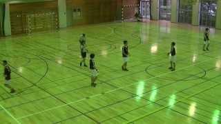 ハンドボールhandball 麻布大学×自治医科大学 後半1