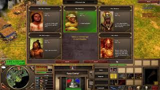 Age of Empires 3 Aztec Gameplay 2