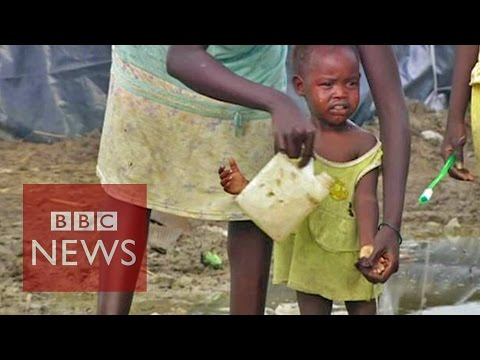 Two million displaced & risk of famine