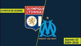 Les 3 passes décisives d'Abriel OL/OM - 2009/2010 - Ligue 1 Legends