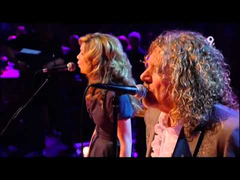 Robert Plant & Alison Krauss - Killing The Blues (Live Jools Holland 2008)