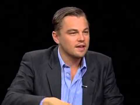 Leonardo DiCaprio interview on Charlie Rose