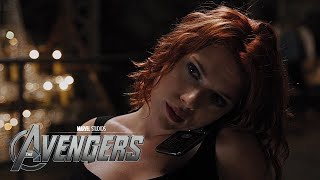 The Avengers - Interrogation Black Widow HD