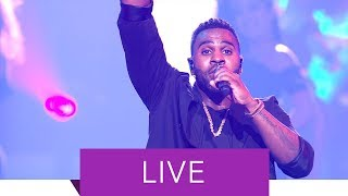 Jason Derulo - Medley vom Echo 2018 (Swalla, Tip Toe, Colors)