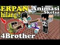 Erpan Hilang Di 4Brother ? 3Brother Panik - Animasi Minecraft Indonesia MP3