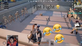 Fist Fight in PUBG Mobile 😂😂 | Bhains ki aaannkhhhh 😂😂