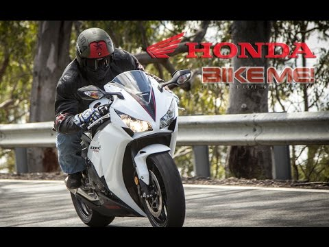 Honda CBR1000RR Fireblade Review - BIKE ME!