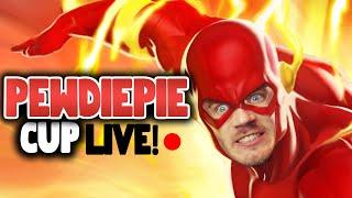 PEWDIEPIE CUP LIVE
