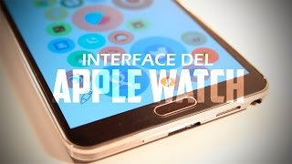 Instalar Apple Watch Interface Android