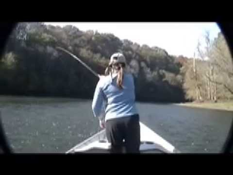 Fly Fishing the Holston River tailwater in Tennessee