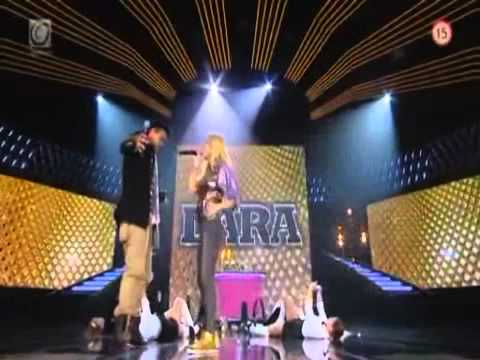 Czech and Slovakia's got talent 2011   Dara Rolins ft. Shaggy