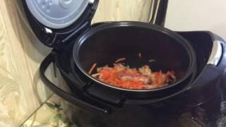 Картошка с мясом в мультиварке скороварке редмонд рецепты 125