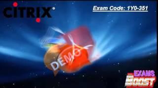 1Y0-351 Exam Preparation Video – ExamsBoost