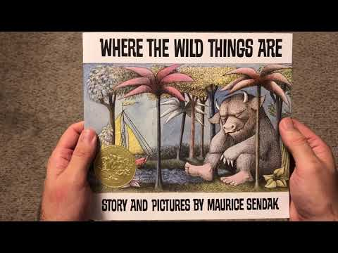 Fr. Vrazel Reads: Where the Wild Things Are