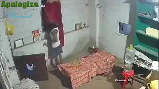 Clip ma có thật qua camera-Real Ghost Caught On Camera