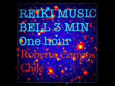 Reiki Music : 3 Min Bell Start In 5 Seconds video