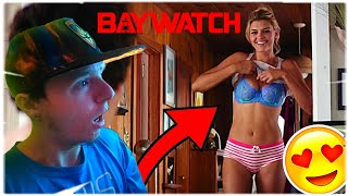 Hilarious Sex SCENE in BAYWATCH