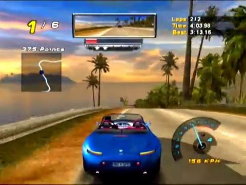 Hot Pursuit 2 gameplay COMENTADO