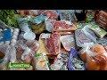 Закупка продуктов питания на неделю. Буэнос Айрес.