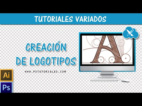 Crear logotipos - Photoshop + Illustrator Tutorials