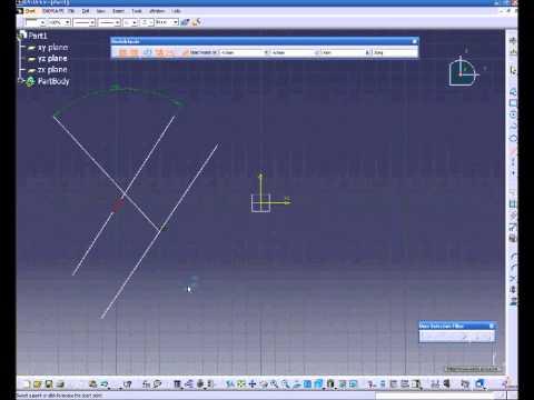 CATIA V5R19 TUTORIAL ITC MECATRONICA 1/40