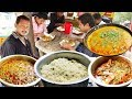 Hard Working Young Man Cooking and Selling Best Roadside Food | Maruthi Biryani Point in Hyderabad
