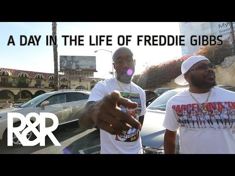 A Day In the Life of Freddie Gibbs (Video)