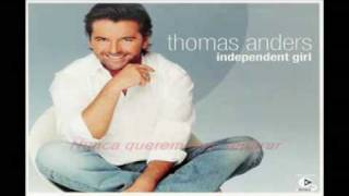 Watch Thomas Anders Paradise video