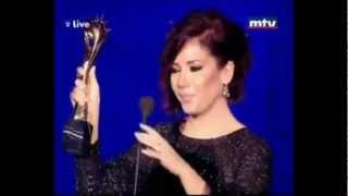 Murex D'or 2012 - Soulaf Maamar