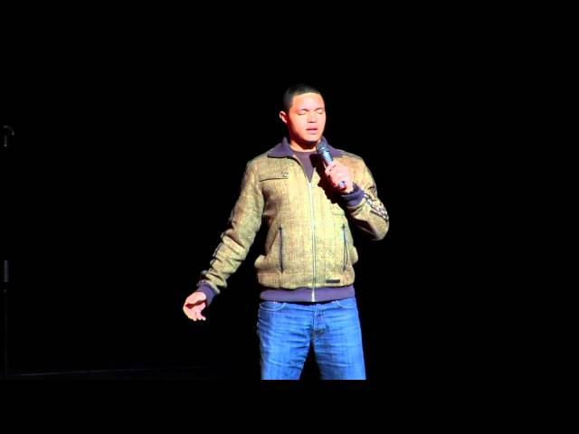 Trevor Noah: Nelson Mandela Birthday Party