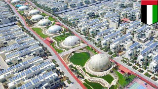 Sustainable City in Dubai: UAE building city that may one day have driverless vehicles - TomoNews