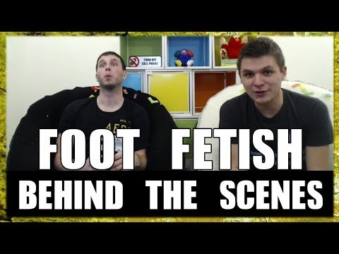 Foot Fetish Prank Call Behind The Scenes video