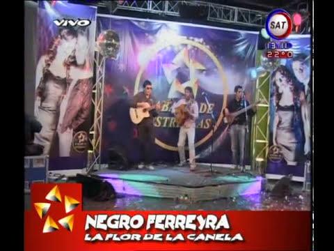 SABADO DE ESTRELLAS Y EL NEGRO FERREYRA