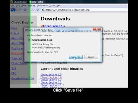 How To Install Cheat Engine