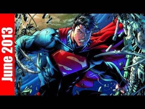 Superman Unchained #1. Batman Zero Year. X-Files Season 10 #1. more! Previews Reviews June 2013