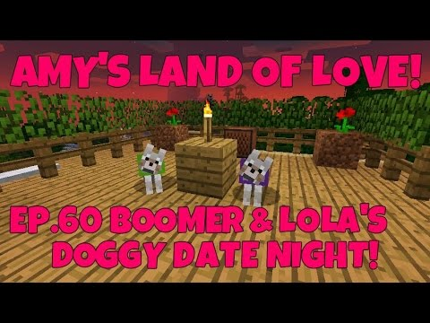Amy's Land Of Love! Ep.60 Boomer & Lola's Doggy Date Night!