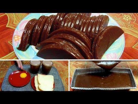 Cara Membuat & Resep Puding Browniest Bahan Simpel