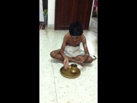 Harish Sandhya Vandanam video