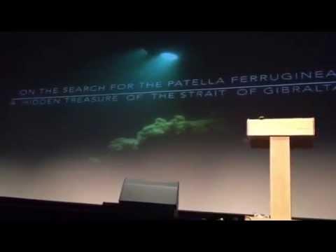 Presentación Montecalpe en Science On Stage 2015