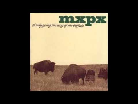 MxPx - Cold And All Alone
