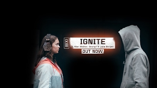 Alan Walker, Julie Bergan & Seungri - Live from Burning Sun, Seoul (first live performance of Ignite