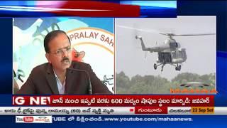 Army And NDRF Conduct Mock Drill At Hussain Sagar