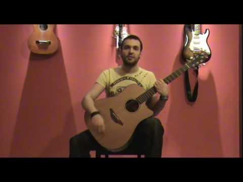 Nauka Gry Na Gitarze. Lekcja 14 Prawie Do Nieba - Andrzej Piaseczny Część 1