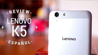 Lenovo K5 - Review en español